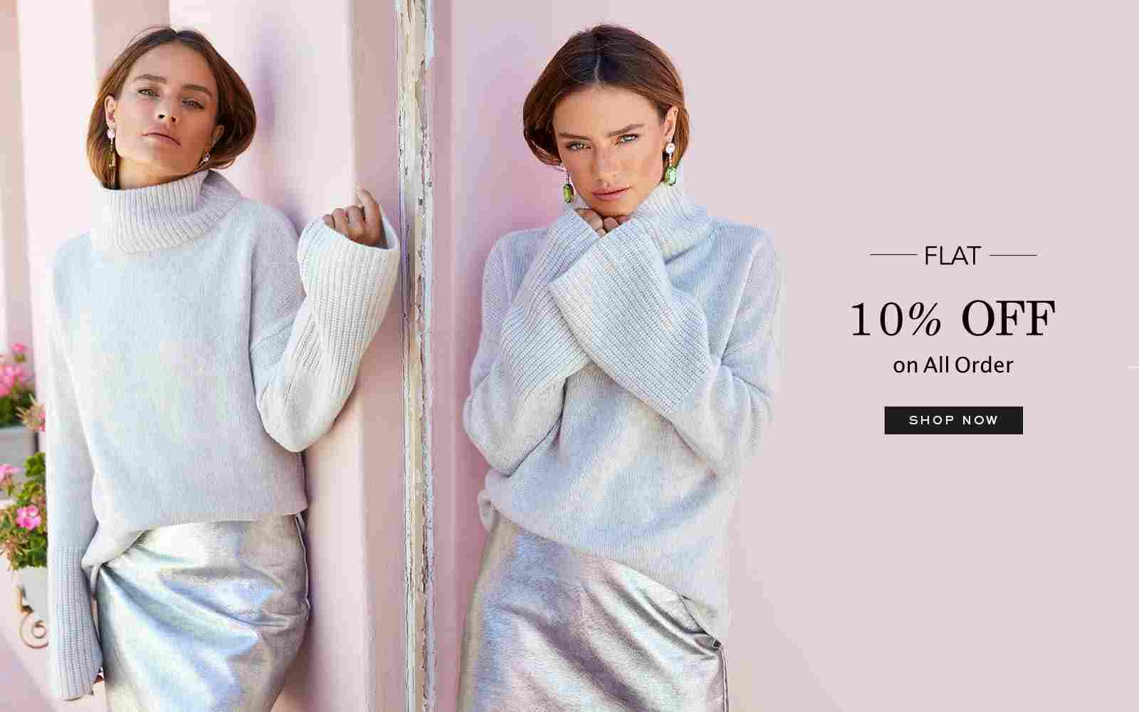 Get 10% Off on Sitewide