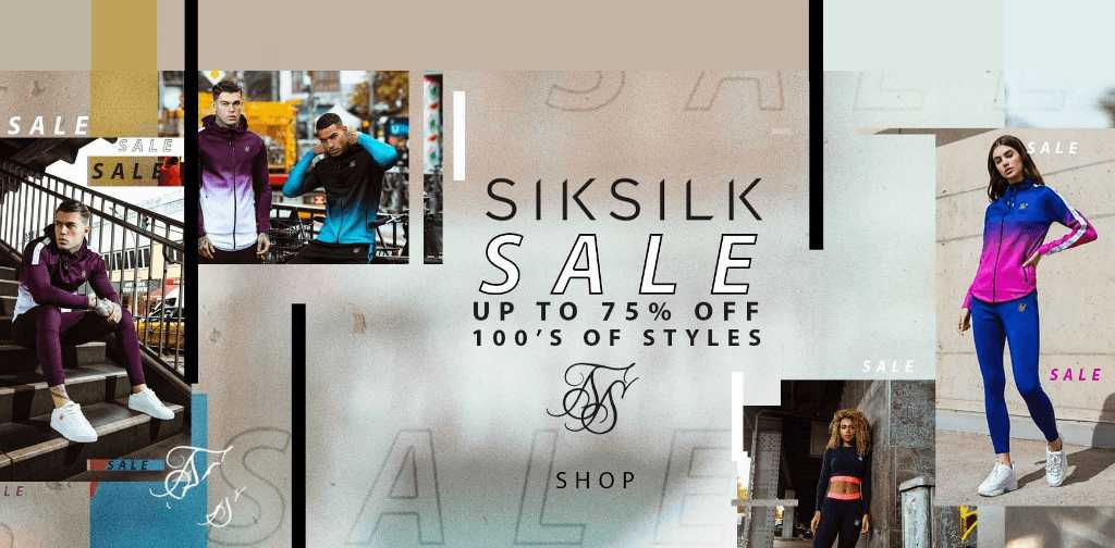 SikSilk Coupon Code