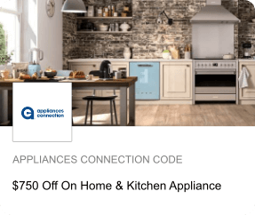 Appliances Connection Offer