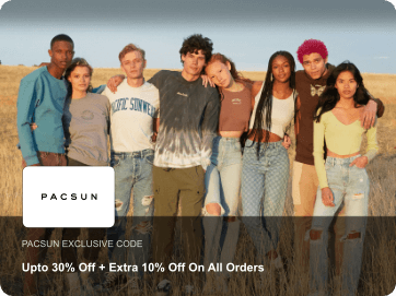 PacSun Exclusive Code