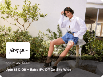 Nasty Gal Exclusive Offer