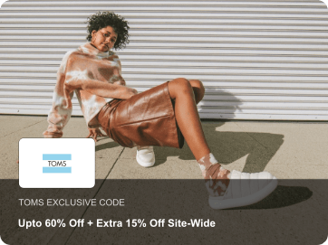 Toms Exclusive Offer